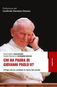 Copertina di 'Chi ha paura di Giovanni Paolo II'