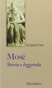 Copertina di 'Mosè. Storia e leggenda'