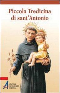 Copertina di 'Piccola Tredicina a sant'Antonio'