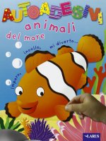 Animali del mare. Con sticker
