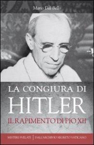 Copertina di 'La congiura di Hitler'