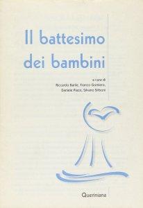 Copertina di 'Il battesimo dei bambini'