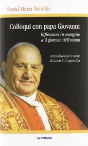 Copertina di 'Colloqui con Papa Giovanni'