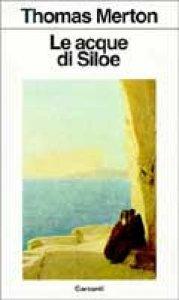Copertina di 'Le acque di Siloe'