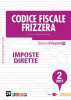 Codice Fiscale Frizzera Imposte Dirette 2/2017 - Michele Brusaterra