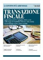 Transazione fiscale - Pietro Correddu,  Giuseppe Acciaro