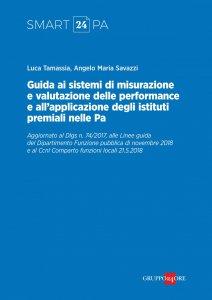 Copertina di 'Guida alla definizione dei sistemi di misurazione e valutazione delle performance e alla disciplina degli istituti premiali nella PA'