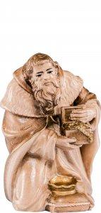 Copertina di 'Re Melchiorre H.K. - Demetz - Deur - Statua in legno dipinta a mano. Altezza pari a 11 cm.'
