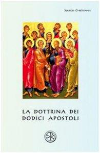 Copertina di 'La dottrina dei dodici apostoli'