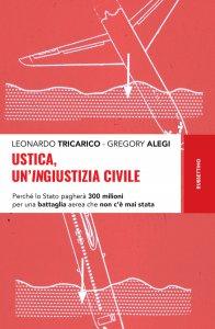 Copertina di 'Ustica, un'ingiustizia civile'