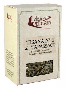Copertina di 'Tisana al tarassaco 50 gr.'