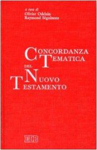 Copertina di 'Concordanza tematica del Nuovo Testamento'