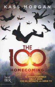 Copertina di 'The 100. Homecoming'
