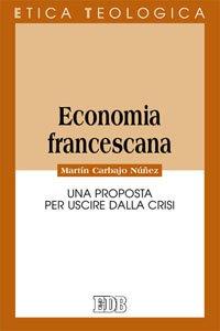 Copertina di 'Economia francescana'