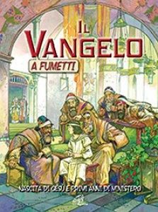 Copertina di 'Il Vangelo a fumetti'