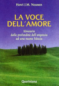 Copertina di 'La voce dell'amore'
