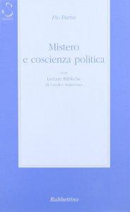 Copertina di 'Mistero e coscienza politica'