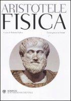 Fisica - Aristotele