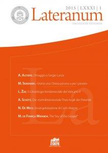 Copertina di 'Ecclesiologia fondamentale del Vaticano II. Spunti di riflessione alla luce della ricezione della Lumen gentium'