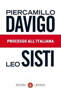 Copertina di 'Processo all'italiana'
