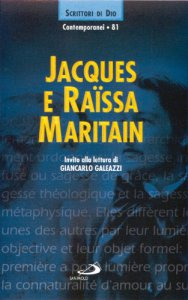 Copertina di 'Jacques e Raïssa Maritain'