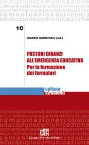 Copertina di 'Pastori dinanzi all'emergenza educativa'