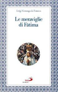 Copertina di 'Le meraviglie di Fatima'