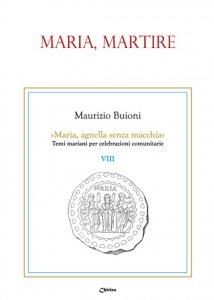 Copertina di 'Maria, martire'
