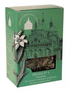 Copertina di 'Tisana al frassino 50 gr.'