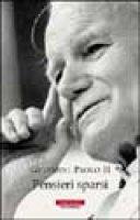 Pensieri sparsi - Giovanni Paolo II