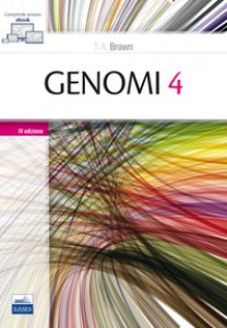 Copertina di 'Genomi 4'