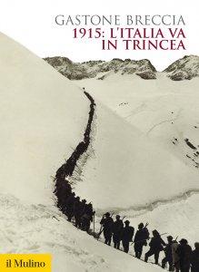 Copertina di '1915: l'Italia va in trincea'