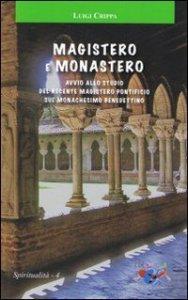 Copertina di 'Magistero e monachesimo'
