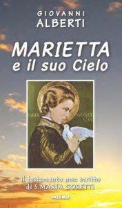 Copertina di 'Marietta e il suo cielo'
