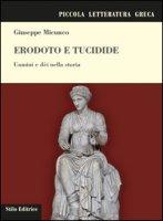 Erodoto e Tucidide. Uomini e dèi nella storia - Micunco Giuseppe