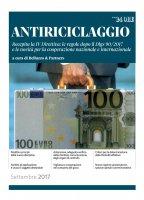 Antiriciclaggio - Belluzzo & Partners