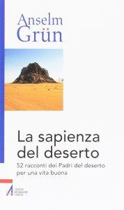 Copertina di 'La sapienza del deserto'