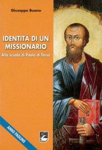 Copertina di 'Identità di un missionario'