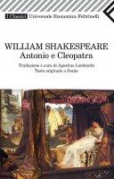 Antonio e Cleopatra - William Shakespeare