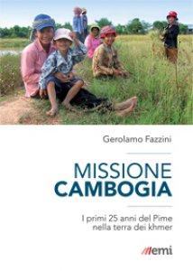 Copertina di 'Missione Cambogia'