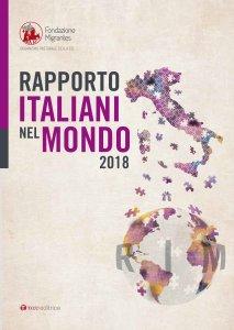 Copertina di 'Rapporto Italiani nel Mondo 2018'