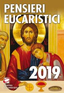 Copertina di 'Pensieri eucaristici 2019'