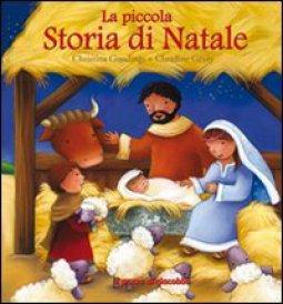 Copertina di 'La piccola storia di Natale'
