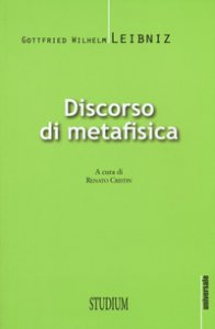 Copertina di 'Discorso di metafisica'