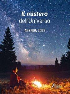 Copertina di 'Il mistero dell'Universo. Agenda 2022'