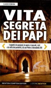 Copertina di 'Vita segreta dei papi'