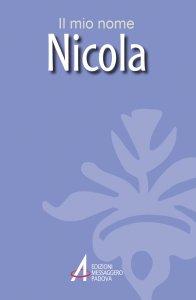 Copertina di 'Nicola'