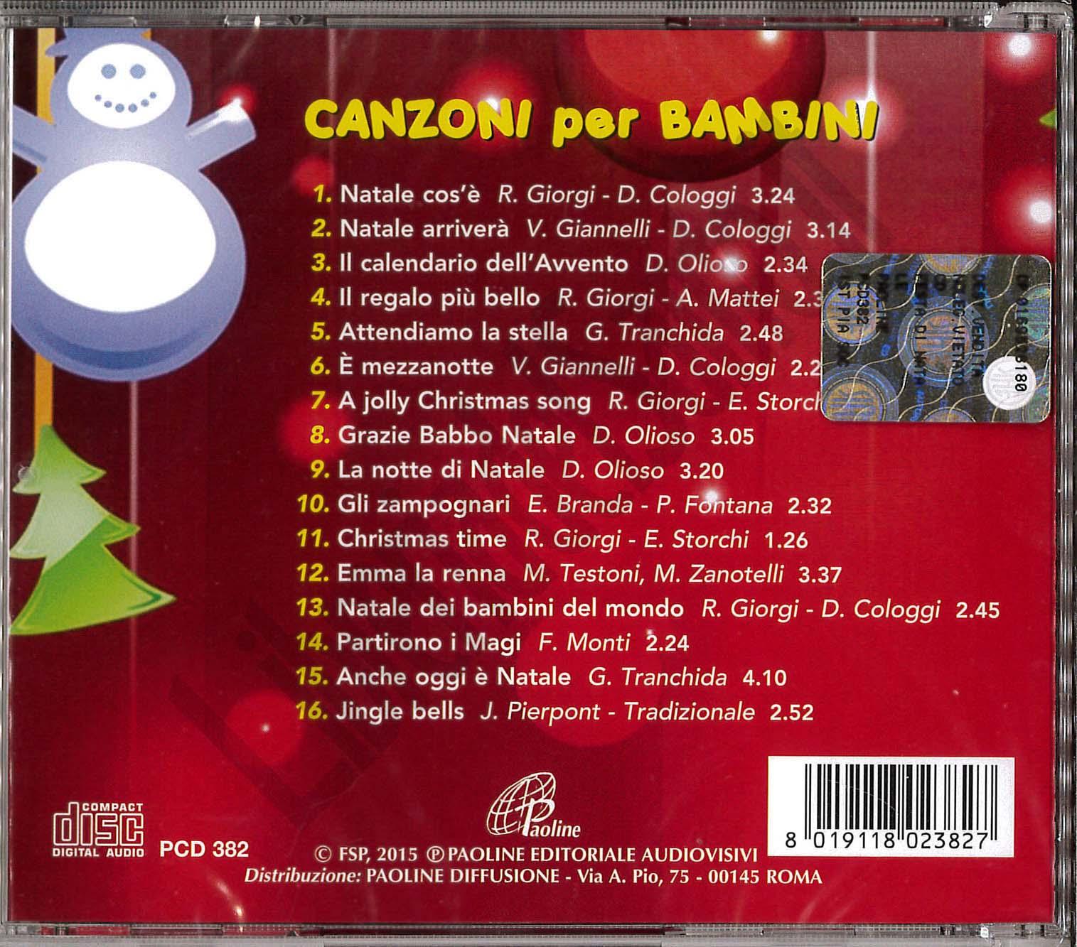 Amico Stella Canzone Di Natale.Festa Di Natale Cd Cd Musica Natalizia Libreriadelsanto It
