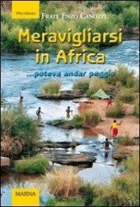 Copertina di 'Meravigliarsi in Africa'