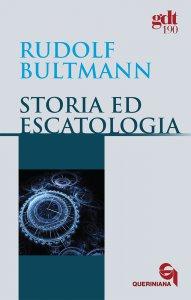 Copertina di 'Storia ed escatologia (gdt 190)'